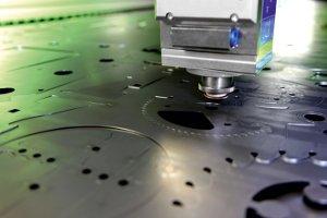 Taglio laser da coil