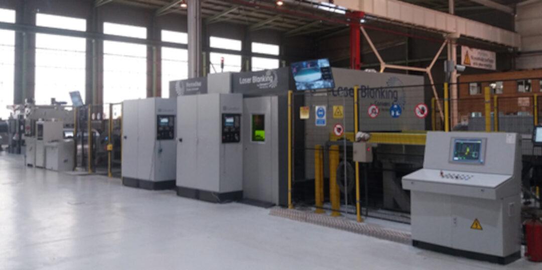 Ideko, motore dell'innovazione di Danobatgroup, partecipa al progetto ROSMA per l'ottimizzazione dei processi di taglio laser nell'industria automobilistica