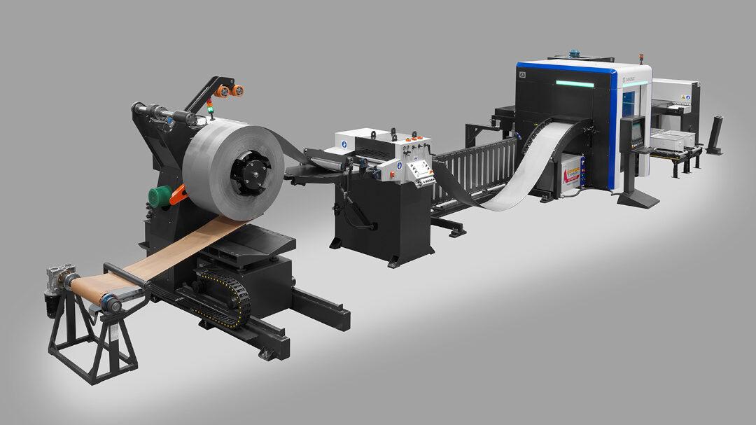 Le macchine alimentate da coil migliorano l'efficienza del materiale rispetto all'alimentazione da fogli